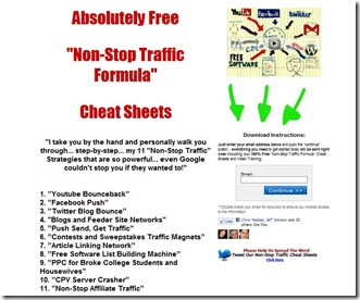 unstoppable-traffic-cheat-sheets