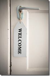 stockvault welcome sign on door131469 thumb Is Your Door Ready To Be Opened!